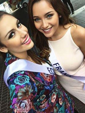 Charlotte à Miss International !