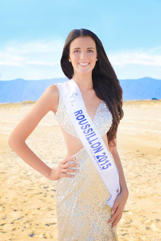 Nouvelles de Miss : Anaïs Marin - Roussillon 2015