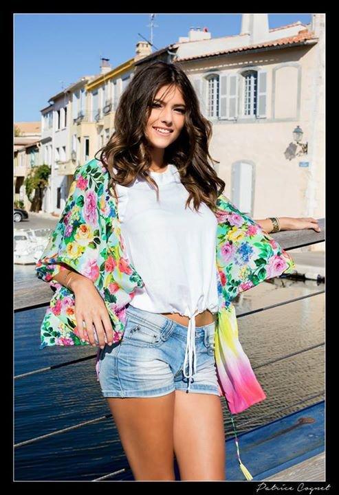 Nouvelles de Miss : Julia Courtès - Provence 2015
