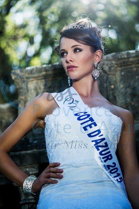 Nouvelles de Miss : Leanna Ferrero - Côte d'Azur 2015