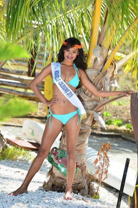 Nouvelles de Miss : Gyna Moereo