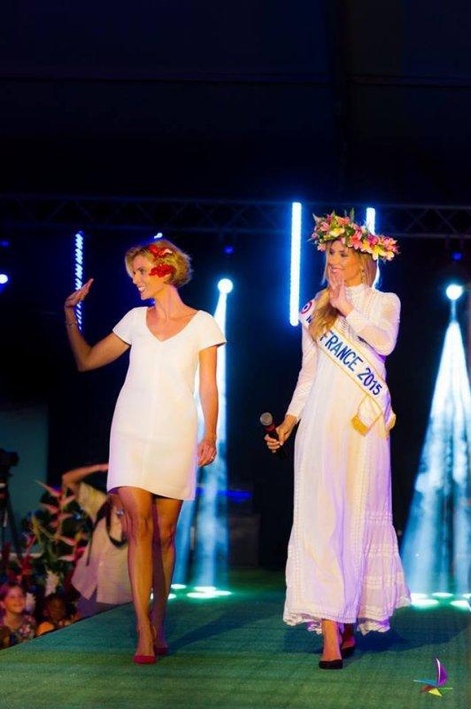 Premier défilé des Miss et première nuit !