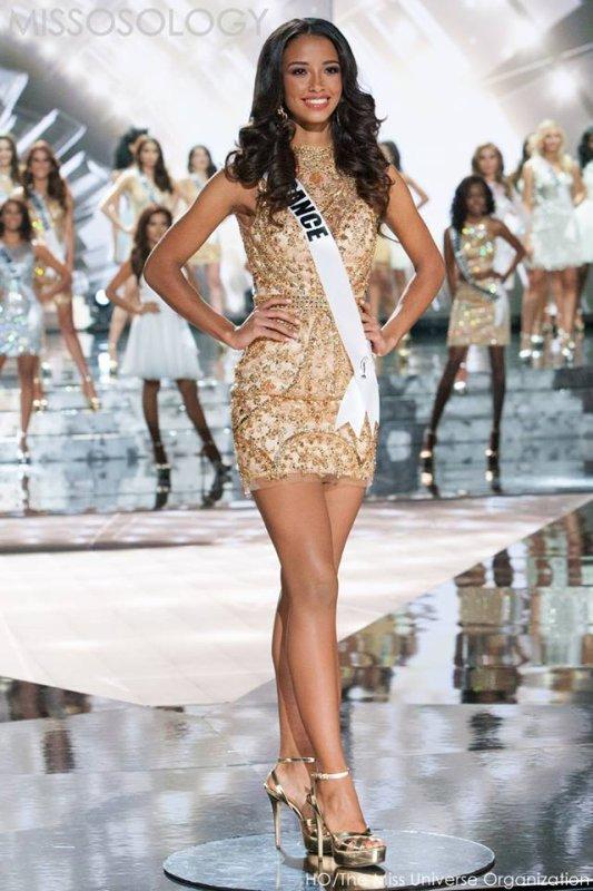 Miss Univers 2015 : Un finish plutôt hors du commun !