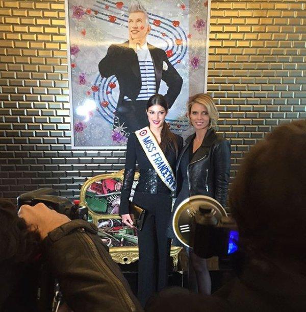 Iris est interviewée par Malika et assiste à la Fashion Week !