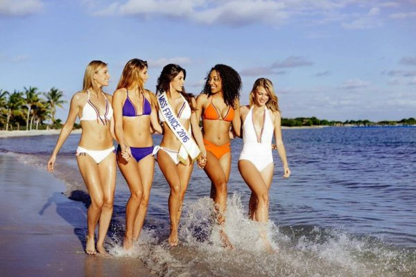 Premières photos de la croisière Miss France !