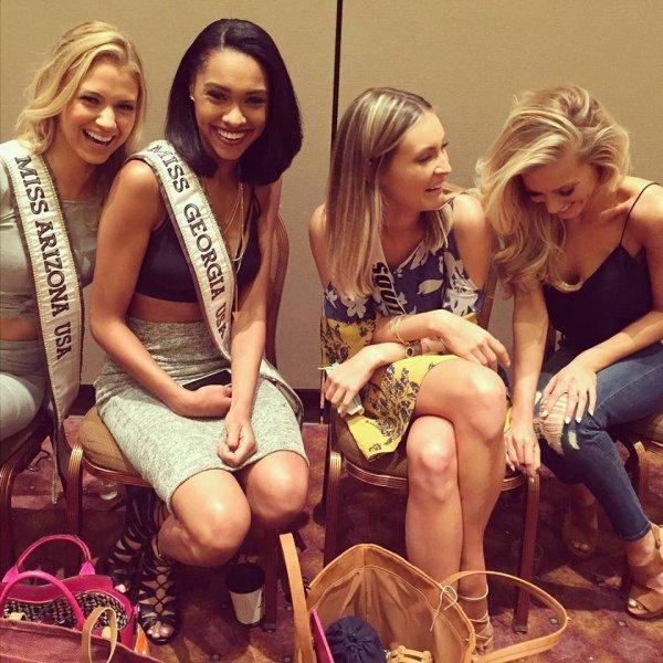 Miss Usa 2016, ça commence !