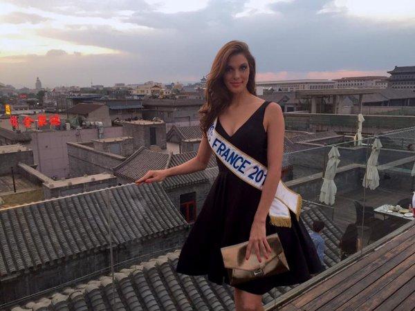Iris en Chine !