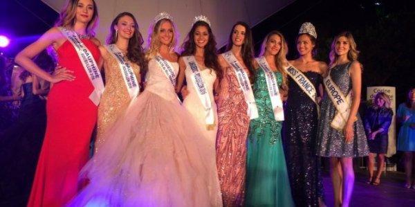 Miss Languedoc-Roussillon 2016 : Découvrez l'heureuse élue !