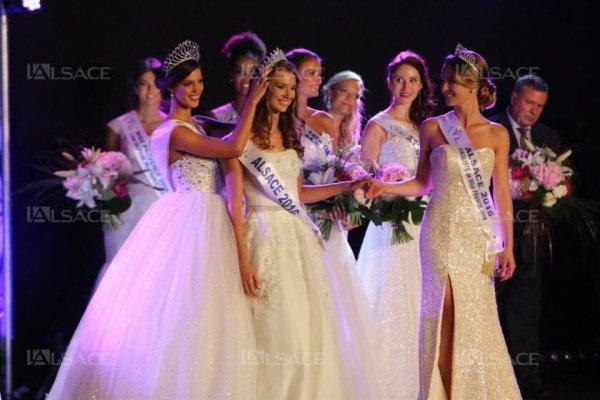 Miss Alsace 2016 : Qui succède à Laura Muller ?