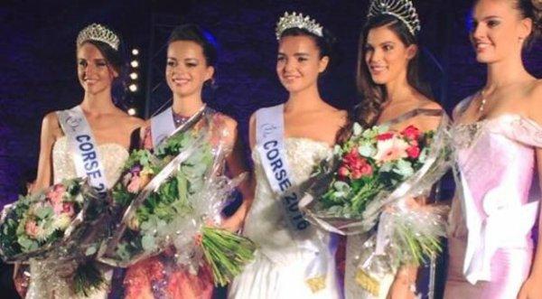 Miss Corse 2016 : Découvrez la grande gagnante !