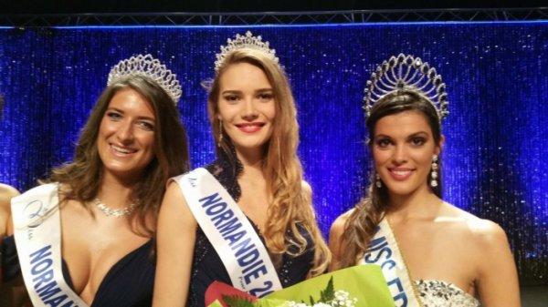 Miss Normandie 2016 : Découvrez l'heureuse élue !
