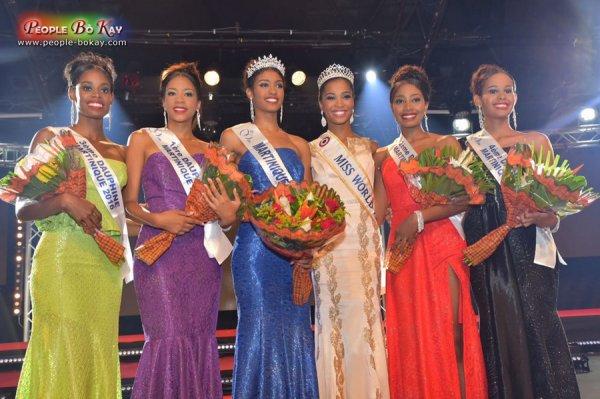 Miss Martinique 2016 : Qui succède à Morgane Edwige ?