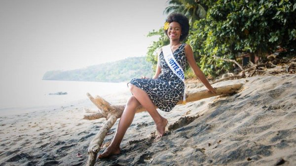 Mayotte 2016 - Naïma Madi Mahadali