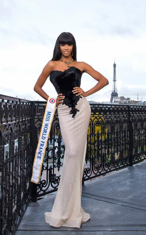 Miss World 2016 : Les photos officielles de Morgane !