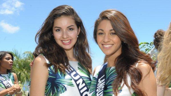 Les filles sont arrivées à la Réunion !