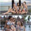 Les Miss à la Réunion : elles s'éclatent !