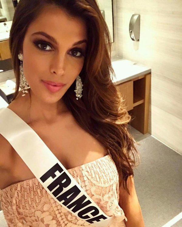 Iris à Miss Univers : le commencement !