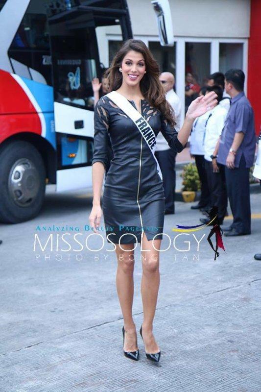 Iris à Miss Univers !