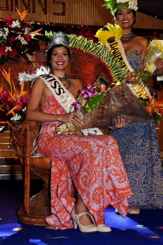 Les trois premières Miss régionales de l'année !
