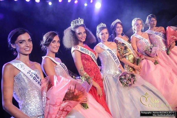 Miss Provence 2017 : Découvrez l'heureuse élue !
