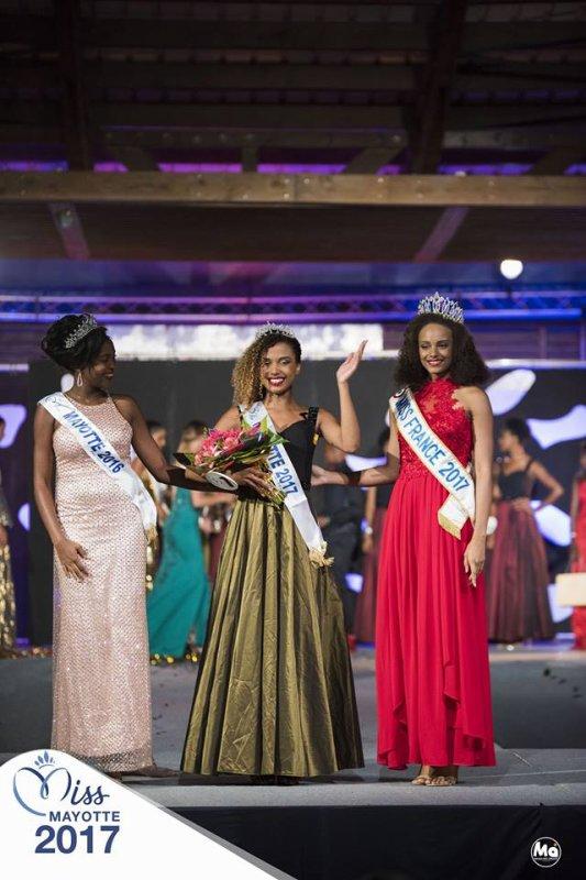 Miss Mayotte 2017 : Découvrez la nouvelle Miss !