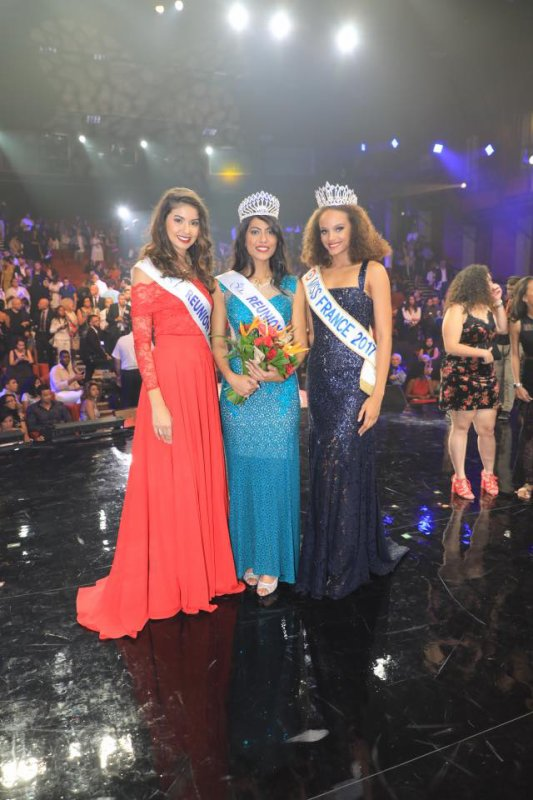Miss Réunion 2017 : Qui succède à Ambre Nguyen ?