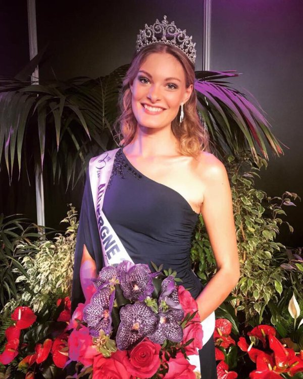 Miss Auvergne 2017 : Découvrez l'heureuse gagnante !