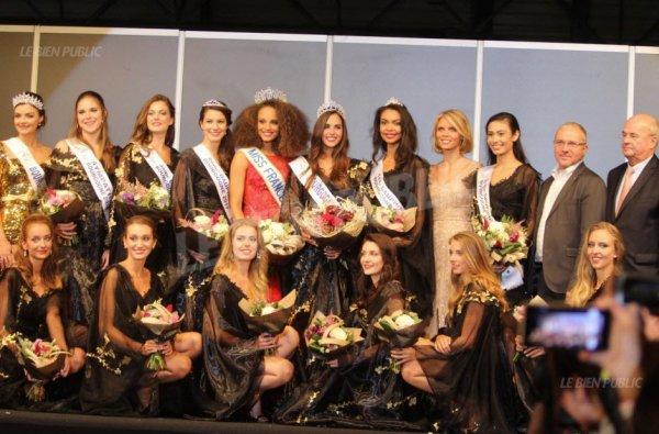Miss Bourgogne : Découvrez l'heureuse élue !