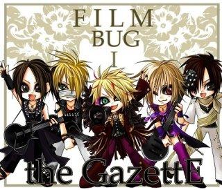Fictions sur the GazettE by Yuuki