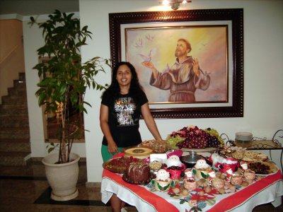 JOYEUX NOËL ET SUPER 2011 DU BRÉSIL À TOUS MES AMIS DU SKYROCK !!!