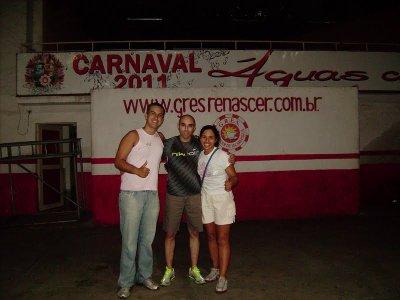 MES DERNIÉRES PREPARATIONS POUR LE CARNAVAL 2011 !!!