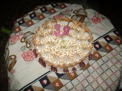 MON ANNIVERSAIRE DE 39 ANS !!!  07 MARS 2011 !!!