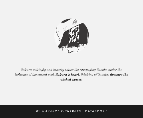 Dossier - Les preuves du couple Sasuke x Sakura ! - EDIT n°2 FIN DE NARUTO