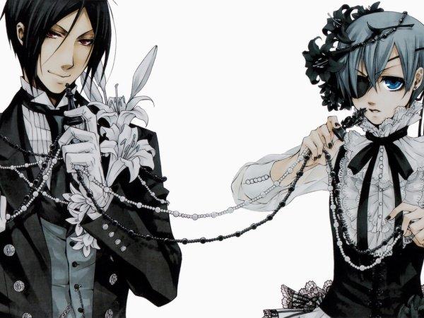 Kuroshitsuji I (Black Butler)