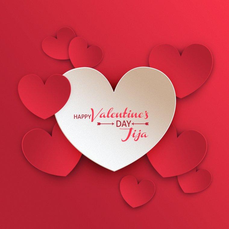 Une petite créa pour la Saint Valentin