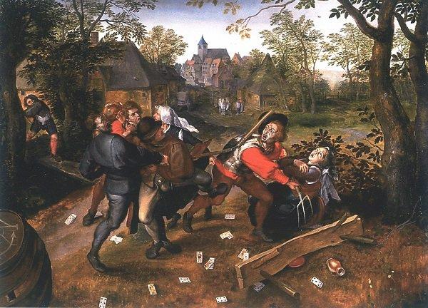 Billet d'humeur exposition Brueghel à la Pinacothèque de Paris