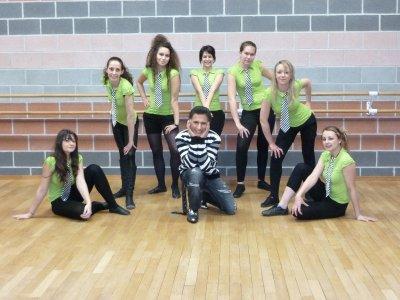 MARTi's et ses danseuses LES FILLES