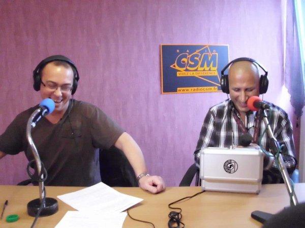 MARTi's et Radio CSM