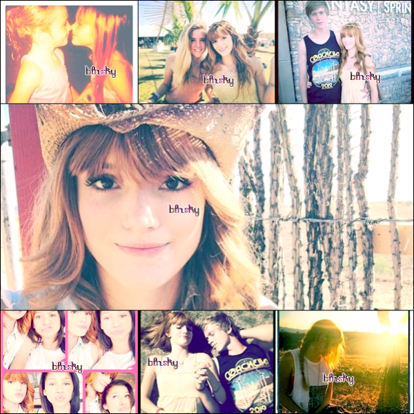Blog 255 : News, Bella Thorne.
