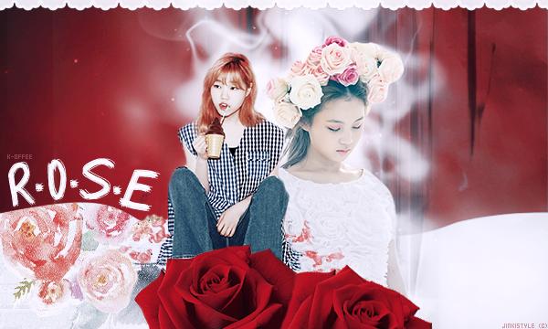 ⏩ R O S E + hi.suhyun [One-Shot]