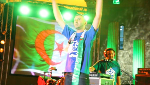 Faouziattentat en Concert au Festival de Timgad (Batna)