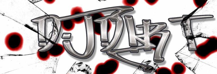 logo djdirt - blood
