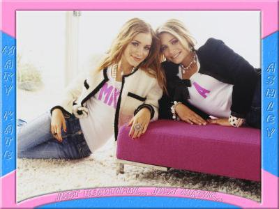 Mary kate et Ashley
