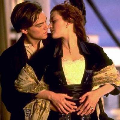 Kate et Leonardo