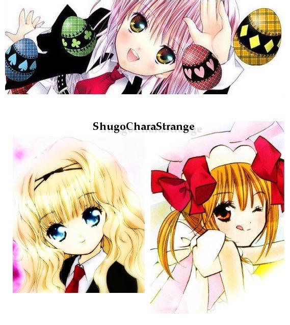 Bienvenu a Tous sur mon Blog  ShugoCharaStrange.Skyrock.com