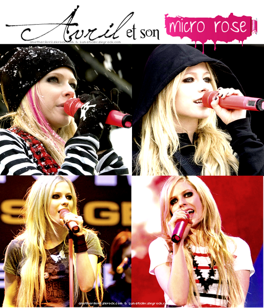 Article en collaboration avec anotherAvril ! ♥