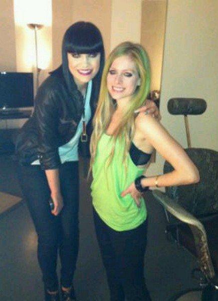 Le facebook d'Avril a vingt et un millions fans !