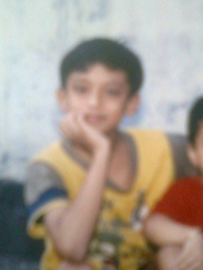 when i was young ........