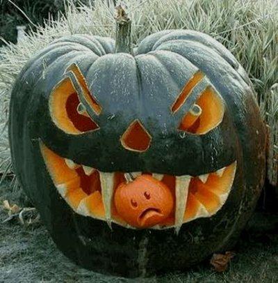 C'est Halloween les gens!!