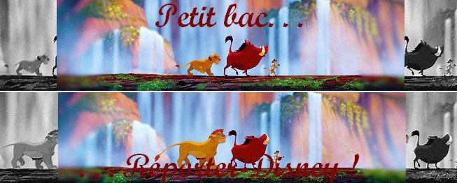 - Petit Bac ! -